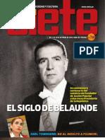 Semanario Siete- Edición 47