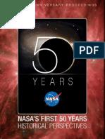 First 50 Years of NASA