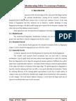 Fingerprint Verification using GABOR FILTER TRANSFORMATION