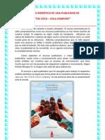 UN ANÁLISIS SEMIÓTICO DE UNA PUBLICIDAD