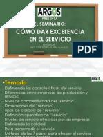 Presentacion Seminario4 Como Dar Excelencia