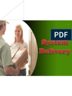 System Delivery