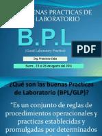 Presentacion BPLs Introduccion