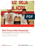 Red Cross Inter-American Framework for Action 2012-2016
