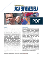 EleccionesPresidenciales VZLA-2012 FINAL