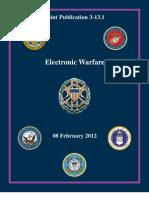 (JCS-EW) Electronic Warfare - Feb 2012