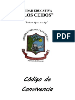 CODIGO DE CONVIVENCIA ``LOS CEIBOS´´