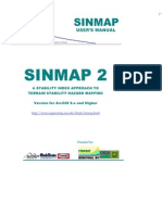 Manual Sinmap