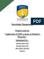 Knowledge Management Project