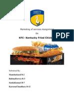 MOS- KFC Doc