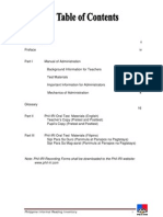 59162185 Phil IRI Manual Oral Reading