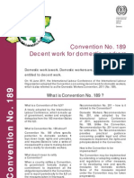 ILO Convention 189