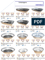 embalagens de aluminio