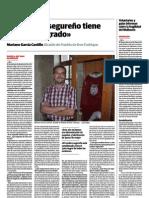 Entrevista Ideal II Jornadas Del Cordero Segureño
