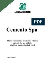 Dossier Cemento Spa Def 0