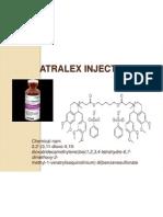 Atralex Injection
