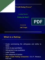 Credit Rating Process
