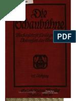 Die Schaubühne 1911