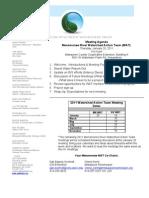 MNWAT Agenda 012011