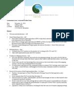 MNWAT Minutes 11-16-10