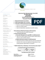 MNWAT Agenda 111511