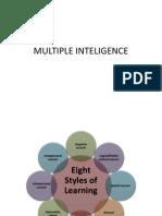 Multiple Inteligence