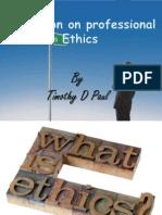 Prof Ethics Presentation