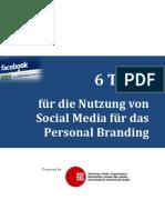 Social Media Personal Branding 20120312
