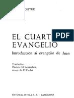 Bouyer, Louis - El Cuarto Evangelio