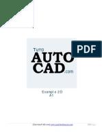 Exercices AutoCAD 2D A1