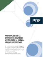 Garcia Paredes, Jose - Curso Pastoral de Sacramentos (2011)
