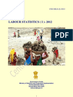 Manual Labour Statistics-I 3oct12