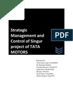 Singur Tata Motors