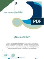 Tecnologias CRM