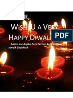 Aabhoj Electrical Services Diwali PDF