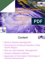 Saga disaster management