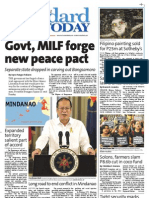 Manila Standard Today  -- Monday (October 08, 2012) issue