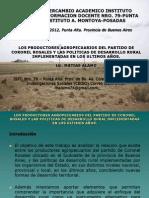 Presentacion Intercambio ISFD79-I Montoya -12 Alamo