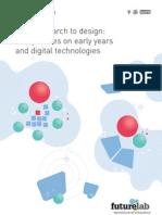 TCMC2012 Futurelab Early Years Report