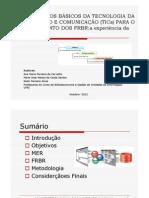 Os conceitos básicos da tecnologia da informação e comunicação (TICS) para o entendimento dos FRBR