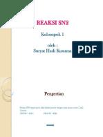 REAKSI SN2