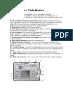 Manual de cámara digital Sandwich