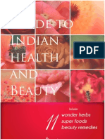 Guide to Indian Health and Beauty Enchantess