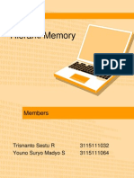 Susunan Hirearki Memori