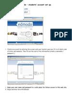 Edmodo - Student Account