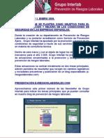 Newsletter 1 Interlab
