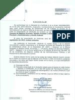 Convocatoria Bolsa Interinos Extremadura 2012. Anuncio y Bases