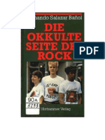 Die Okkulte Seite Des Rock (Banol Fernando)