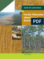 Guide des sylvicultures - Forêts littorales atlantiques dunaires