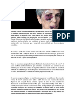 Violência contra mulher - O corno e a falecida